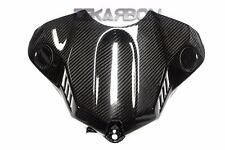 2015 - 2017 Yamaha YZF R1 Carbon Fiber Front Tank Cover - 2x2 twill weaves
