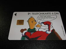 O 871/04.93 Frohe Weihnachten voll DM 6,-- Aufl.10000
