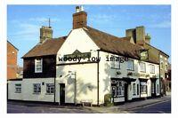 pu0194 - The White Horse Pub , Biggleswade , Bedfordshire - photograph
