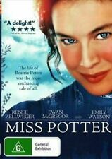 Miss Potter DVD BRAND NEW SEALED
