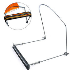 Professional Black Harmonica Neck Holder Harp Rack Support Fr 10 12 16 24 Hole