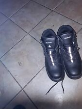 Mens Reebok Steel toe Work Boots size 12 W protective footwear, worn once