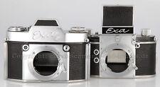 Ihagee Dresden EXA I 1961 und EXA II
