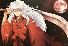 Japanese Anime Inuyasha Poster #B3 Kagome Sesshomaru Shippo