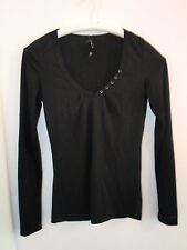 Rock Angel, Top, Gr. S, schwarz, Polyester, Viskose