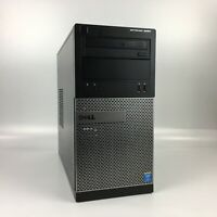 Dell Optiplex 3020 Windows 10 32/64 Bit Tower Computer PC Core i3 4GB - 500GB