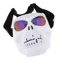 3D Motorbike Helmet Skull Monster Full Face Mask Shield for Black Friday #6