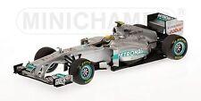 Mercedes Mgp W02 N. Rosberg 2011 1:43 Model MINICHAMPS