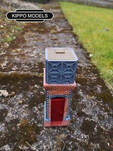 Garden railway water tower