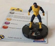 HeroClix MUTATIONS and MONSTERS #002  CYCLOPS   MARVEL