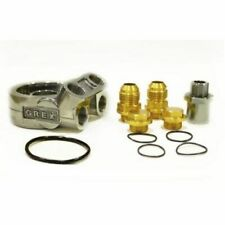 GReddy 12401123 Oil Block Adapter, Block: 3/4|16UNF Type (Filter: 3/4|16UNF)