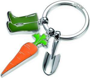 Troika Schlüsselanhänger Schlüsselhalter Garden Love Garten Möhre  KR14-23    22