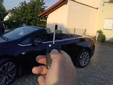 Opel Cascada - One Touch Verdecksteuerung mit original Schlüssel
