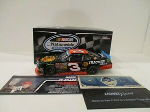 TY DILLON & CHILDRESS ..  signed 2014 .. BASS PRO SHOPS .. INDY WIN .. 1/24 CAR