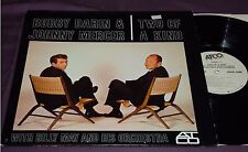 TWO OF A KIND - BOBBY DARIN & JOHNNY MERCER - PROMO STAMP - ALBUM - LP - VG+/NM-