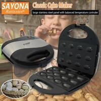 Ei Kuchen Ofen Eggette Waffel Maker Maschine 230V Elektrisch Antihaft 750W