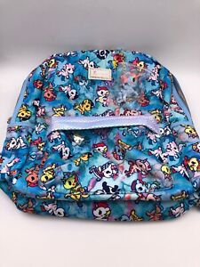Tokidoki Watercolor Paradise Backpack (A7)
