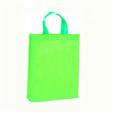 1PC Green Economy Non-woven Shopping Bag ReusableTote Folding Size 40×30×10cm