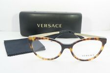 Versace Women's Tortoise Glasses with case MOD 3237 5208 52mm