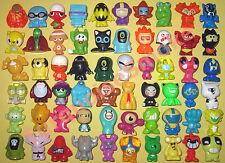 60 GOGOS CRAZY BONES série 1, 2 & 3 - 20 par série