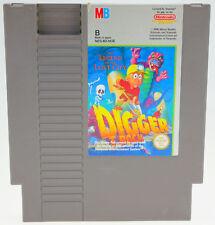 Digger T. Rock - Nintendo Entertainment System NES NUR Modul gebraucht