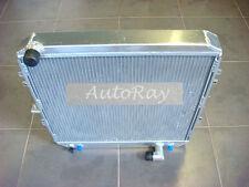 Full Aluminum Radiator for Toyota Hilux 2.4 2.0 LN130 Surf Auto Manual 2 Rows