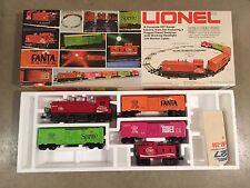 Lionel # 1463 Coca-Cola Special Set Fanta Sprite Coke Tab