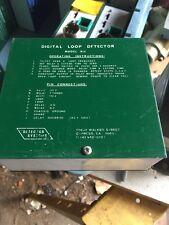 Econolite 813 Digital Loop Detector