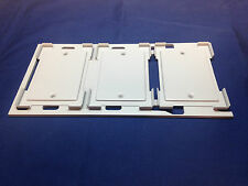 Tecan Microplate Carrier 3 Position Low Profile Fixed Position Deckware 10612624