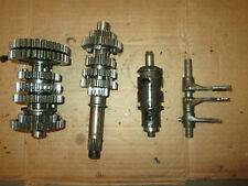 1983 Honda Shadow VT500 VT 500 transmission tranny gears gear engine motor