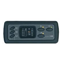CBE PC100 LED Control Panel For Electrical System 12V Motorhome/Camper/Caravan