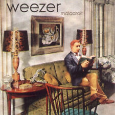 Weezer ‎– Maladroit CD Geffen Records NEW/SEALED
