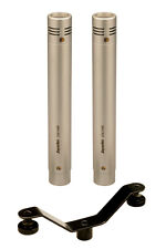 Superlux smk-h8k Twin Condenser (MATCHED PAIR) MICROPHONE SET