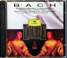 Bach: Brandenburg Concertos (CD, Jul-1994, DG Deutsche Grammophon)