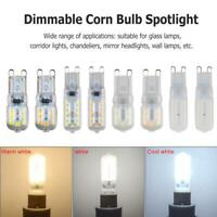 G9 LED Lamp 3W 5W SMD2835 Dimmable Capsule Corn Bulb Spotlight Chandelier Lights