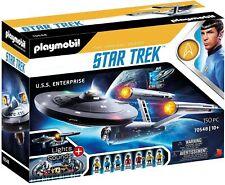 Playmobil Star Trek 70548 U.S.S. Enterprise Ncc-1701, Ar App, Light Effects