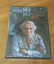Robert Bly: A Thousand Years of Joy (DVD) Haydn Reiss documentary film poet NEW