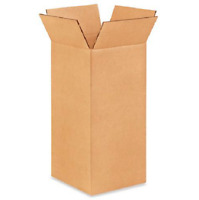 25 8x8x16 Cardboard Paper Boxes Mailing Packing Shipping Box Corrugated Carton