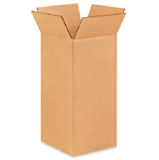 100 8x8x7 Cardboard Paper Boxes Mailing Packing Shipping Box Corrugated Carton