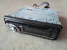 Autoradio CD Spieler JVC KD-G351 CD MP3 AUX USB WMA Radio Tuner