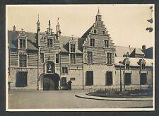 Bergen op Zoom  Voormalig Markiezenhof (ca. 1500) Briefkaart