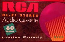 Rca Hi-Fi Stereo Audio Cassette 60 Minute