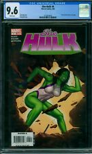 She-Hulk 4 CGC 9.6 - White Pages