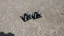 New Set Of 2 Disc Hiller Brackets For 2 X 2 Tool Bar Garden Bedder