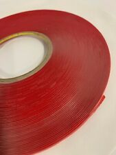 33M Acryl Klebeband doppelseitiges Montageband EXTRA STARK transparent 3x1mm