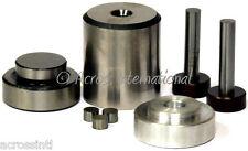 6mm Diameter ID Pellet Press Steel Dry Pressing Die Set