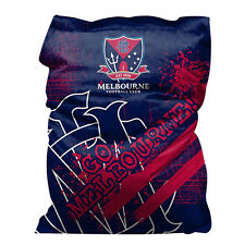 Melbourne Demons Bean Bag GIANT BIG AFL Aussie Rules Christmas Gift SALE