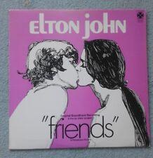 Elton John - Friends - Motion Picture Soundtrack - Original USA Issue LP