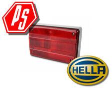 Red Lens to suit Hella Designline Stop Lamp 2320 Part No:- 9.2320.01