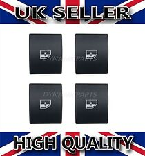 4x Vauxhall Opel Astra Mk5 Zafira Tigra B Electric Window Switch Button COVER